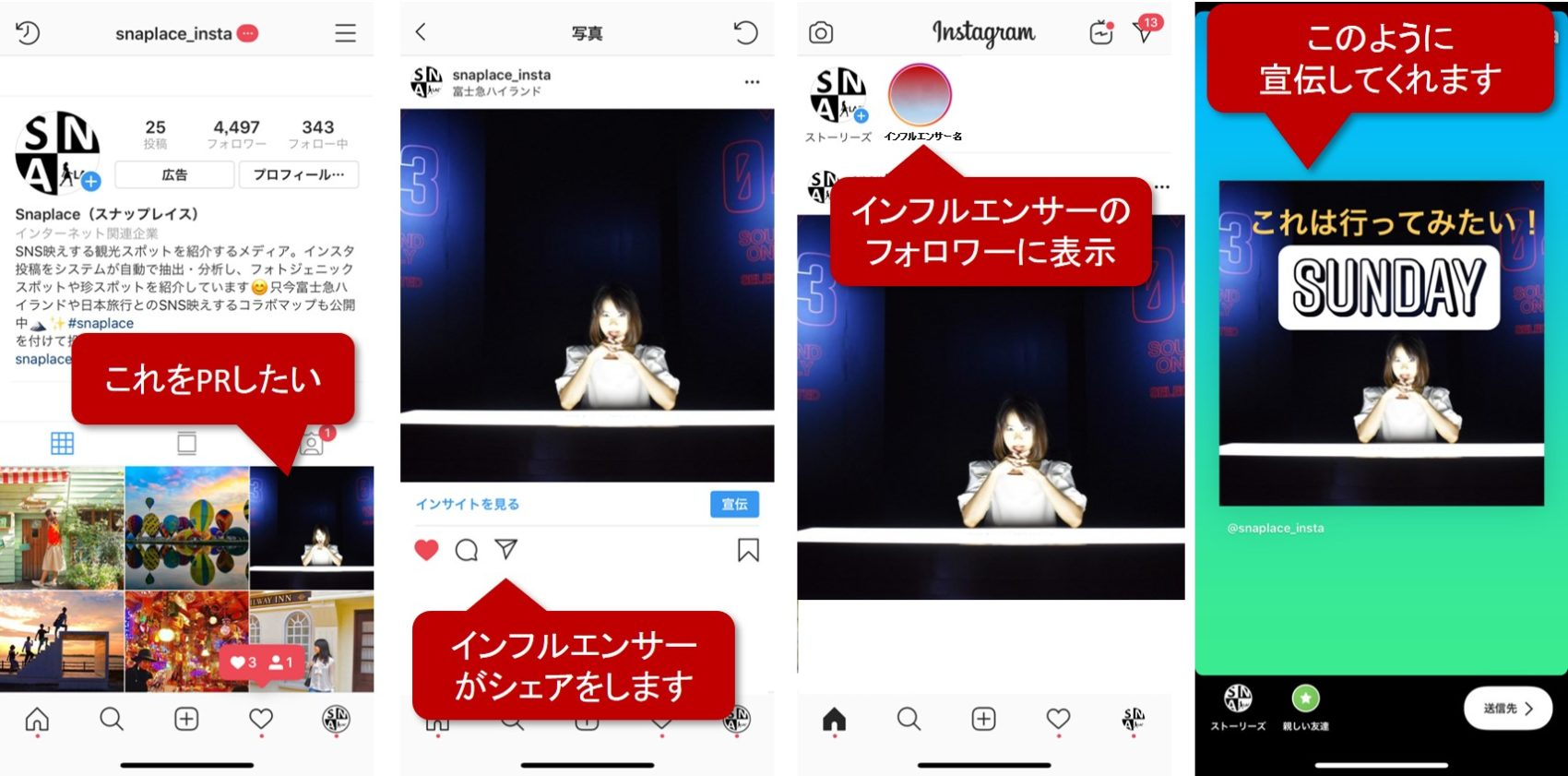 インスタ ストーリー シェア 【Instagram(インスタグラム)】投稿をストーリーにシェア(リポスト...